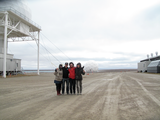 ONC team at Cambridge Bay