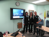 ONC's team in Cambridge Bay
