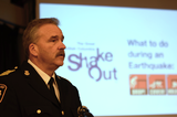 Oak Bay fire chief and president of BC Earthquake Alliance