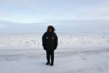 Maia Hoeberechts in Cambridge Bay