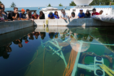 Youth learn about ocean science